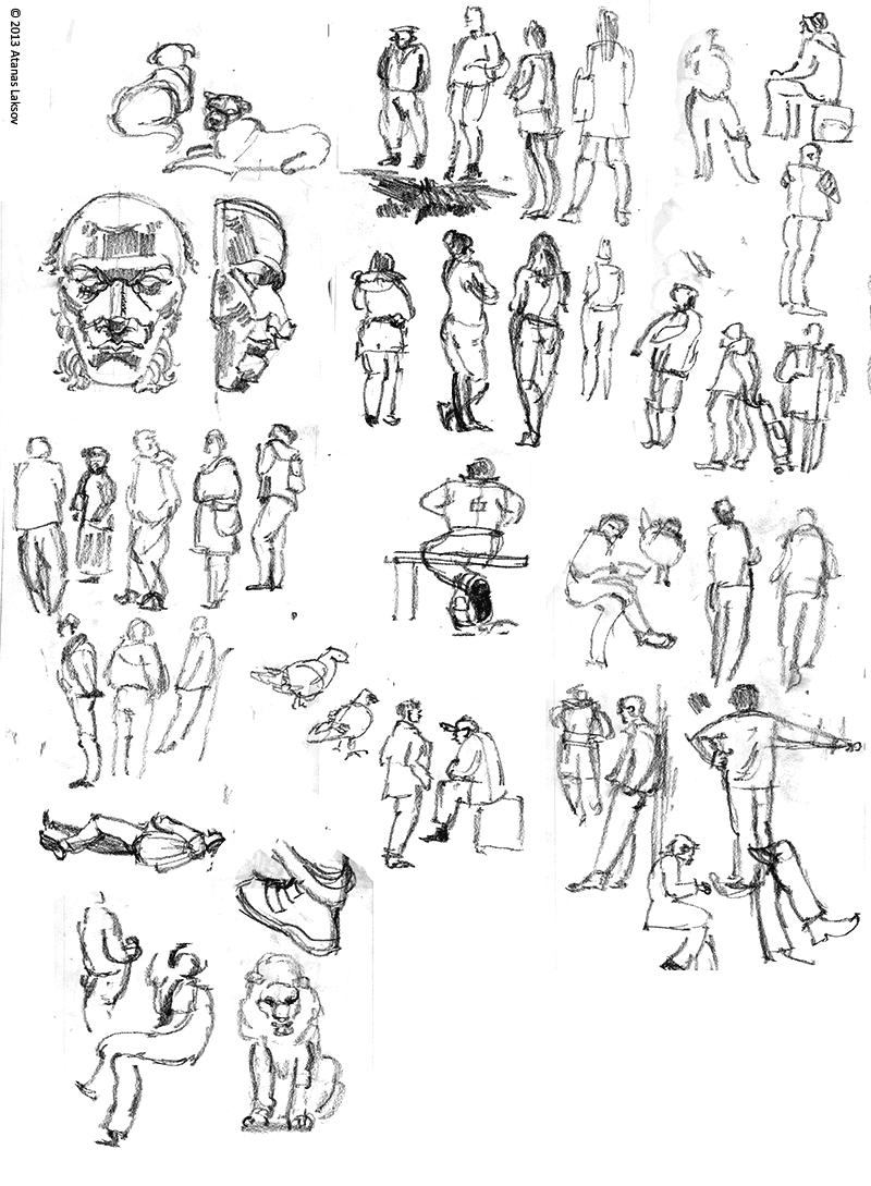 Laskov-Sketches